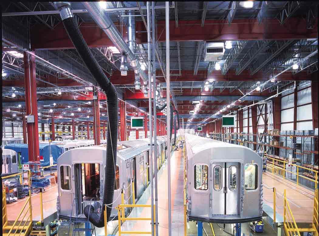 Kawasaki Motors Manufacturing Corp Original And Additions
