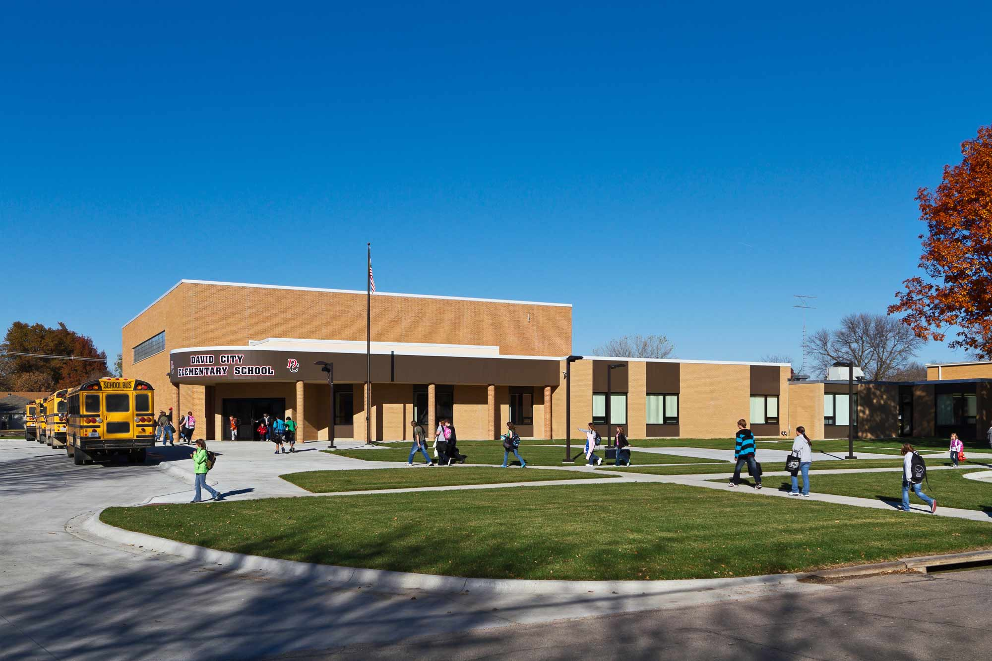 David City Public Schools Addition Davis Design