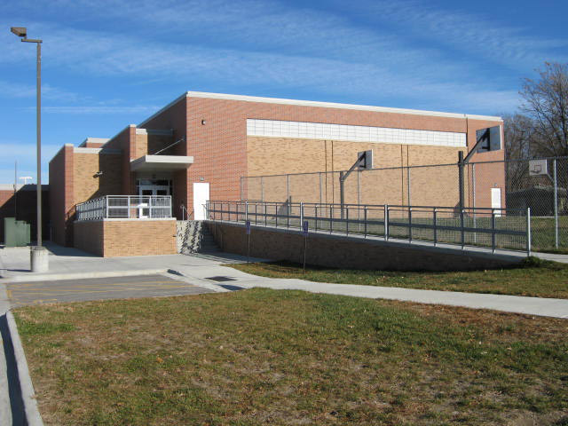 Pound Middle School Iaq Improvements Addition Renovation Davis Design