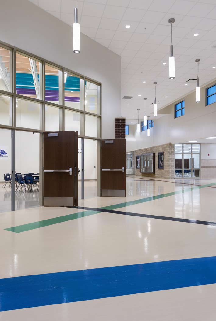 Wysong Elementary School New Facility Davis Design