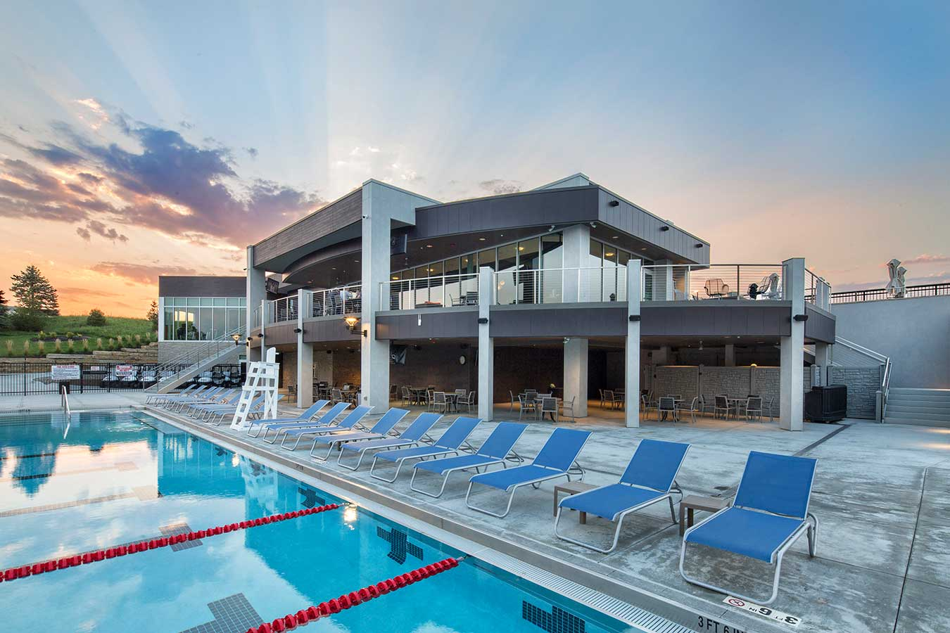 The Resort At Firethorn Davis Design