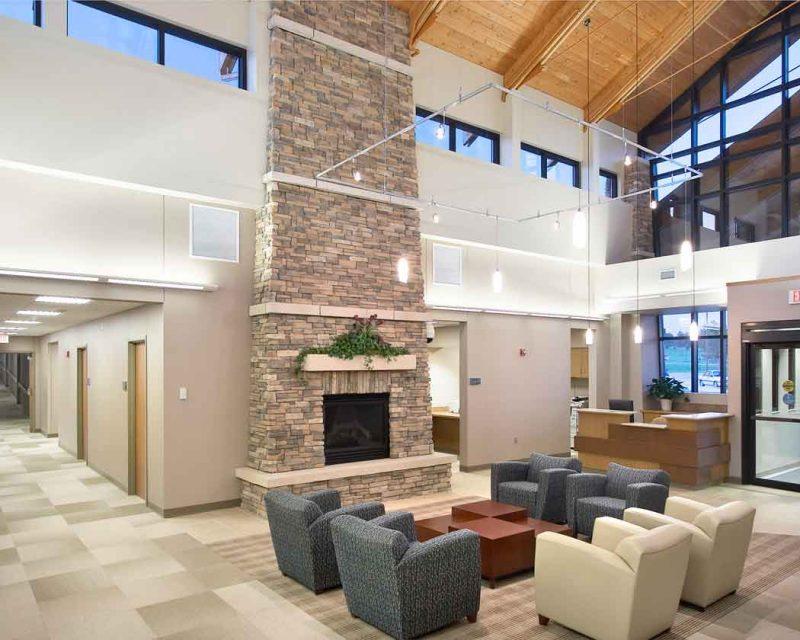 Anderson Ford Lincoln Ne >> Antelope Memorial Hospital Multiple Projects - Davis Design