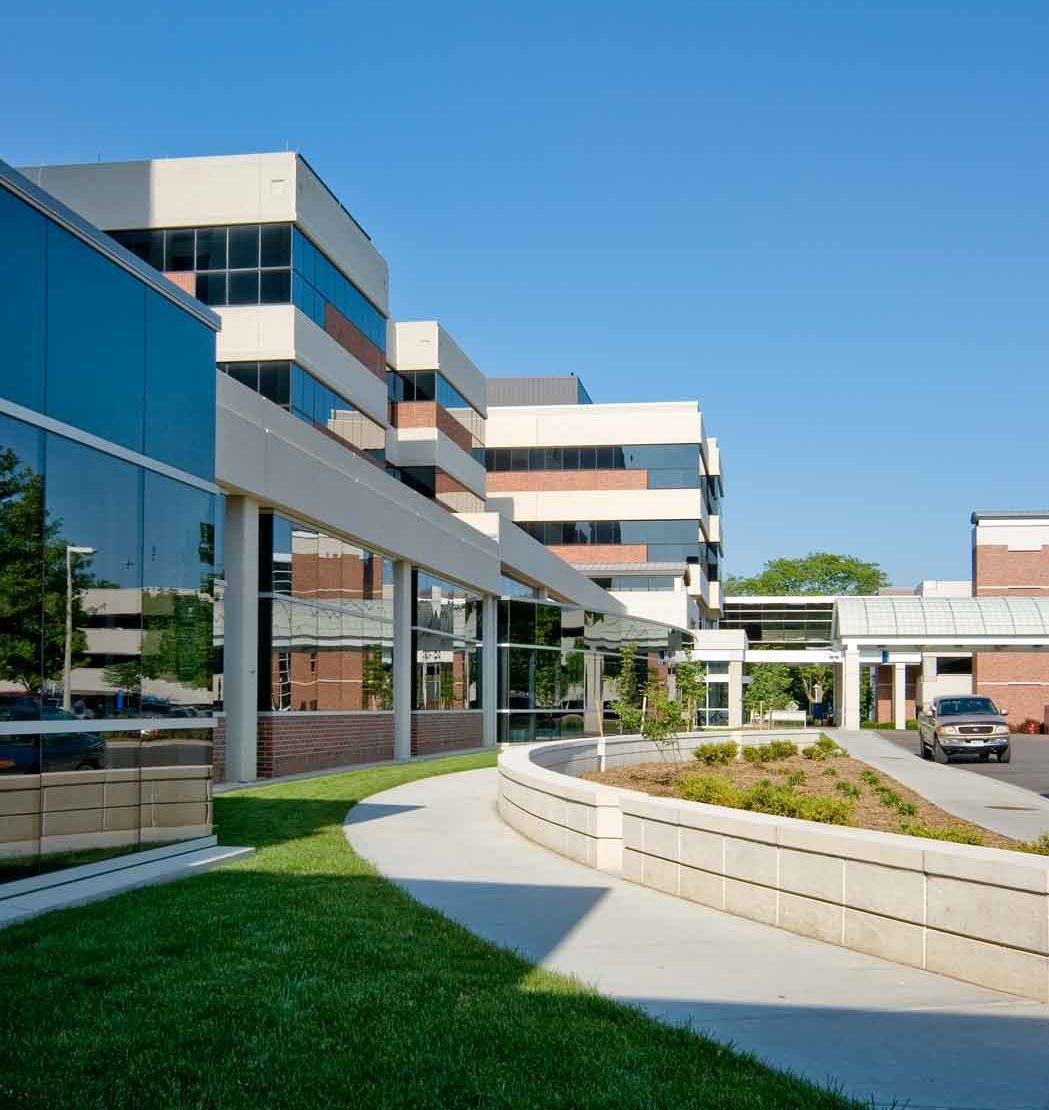 Car Dealerships In Lincoln Nebraska: Bryan Health West MOB, Education, Emergency & Mental