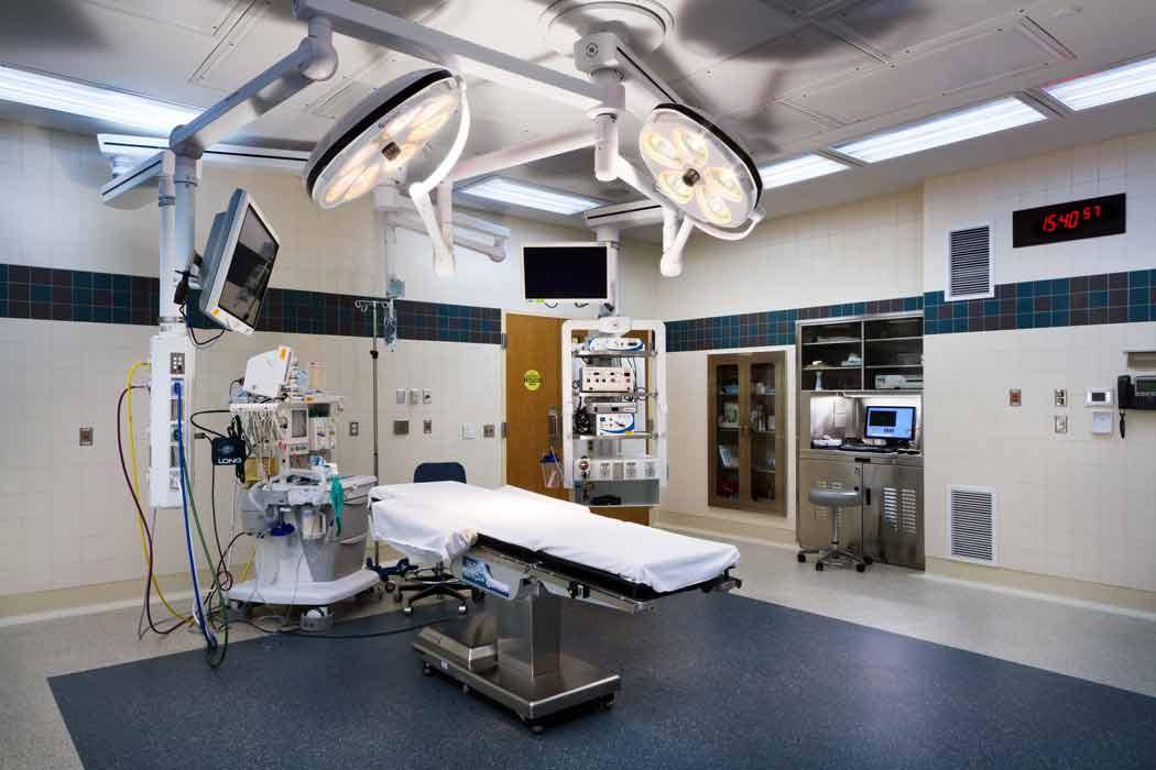 Crawford County Memorial Hospital Davis Design
