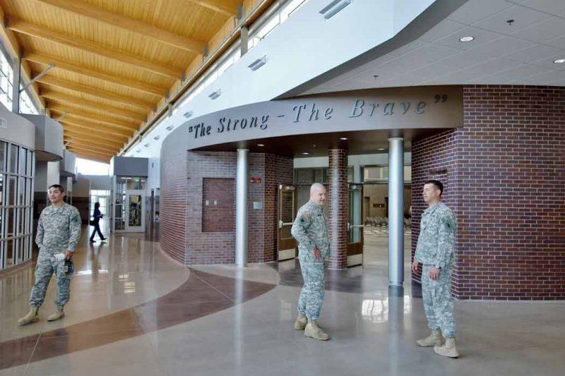 Titan Readiness Center Davis Design