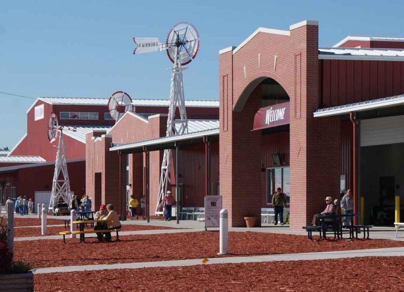 Anderson Ford Lincoln Ne >> Nebraska State Fair - Davis Design